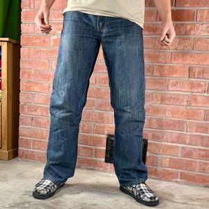 Men's Levi's 514 Slim Straight Dark Jeans 33x32